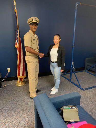 Bloom Trail High School - Congrats Toby Perez Go Navy!